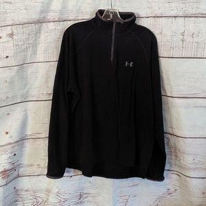 Under Armour Fleece Quarter Zip Pullover XL
